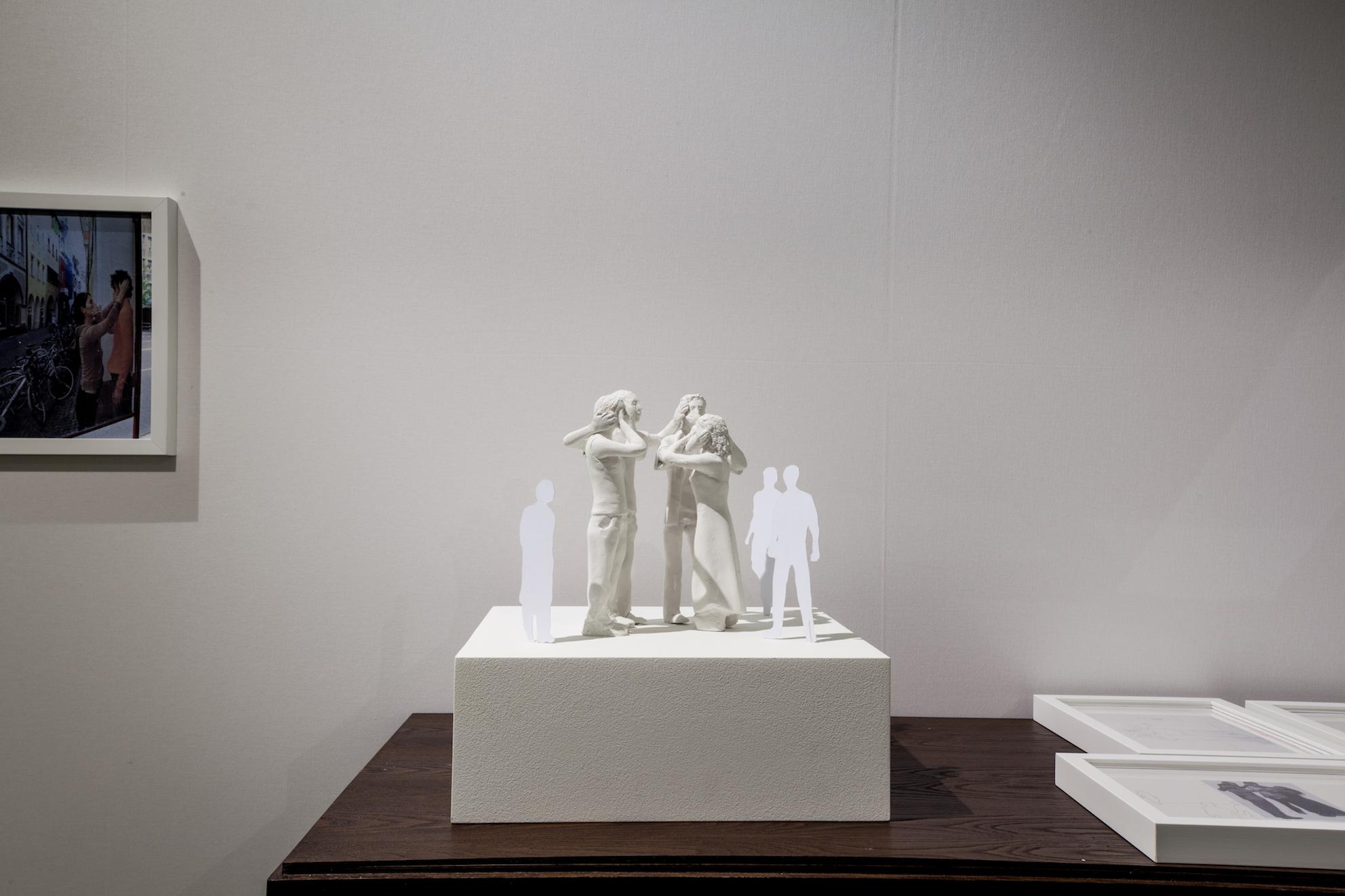 """Shilpa Gupta, """"Untitled"""", 2015 Foto: Alberto Fanelli Courtesy ArtLine Milano"""